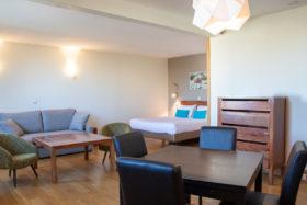 Suite famille chambre - Appart hôtel Victoria Garden