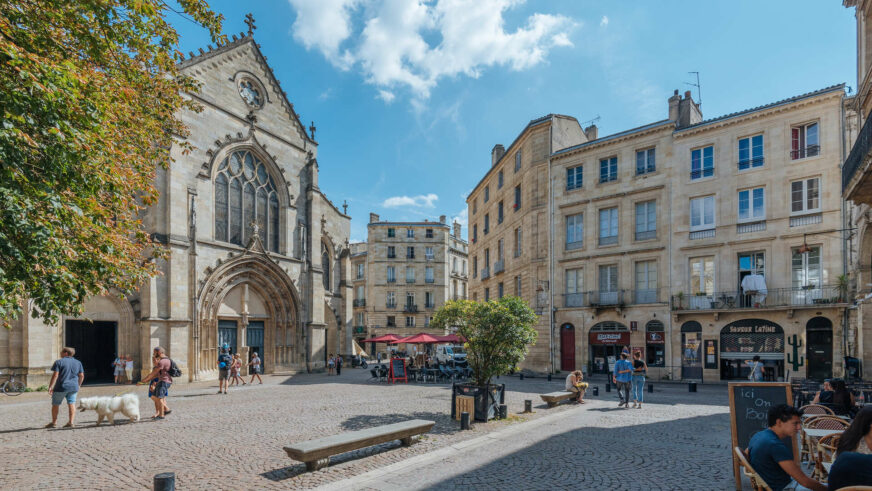 place saint pierre bordeaux