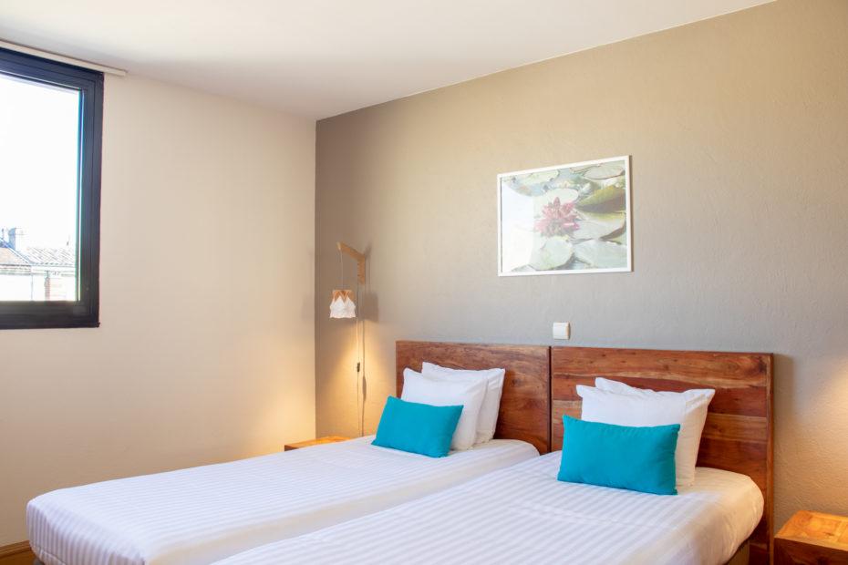 chambre - Appart hôtel Victoria Garden