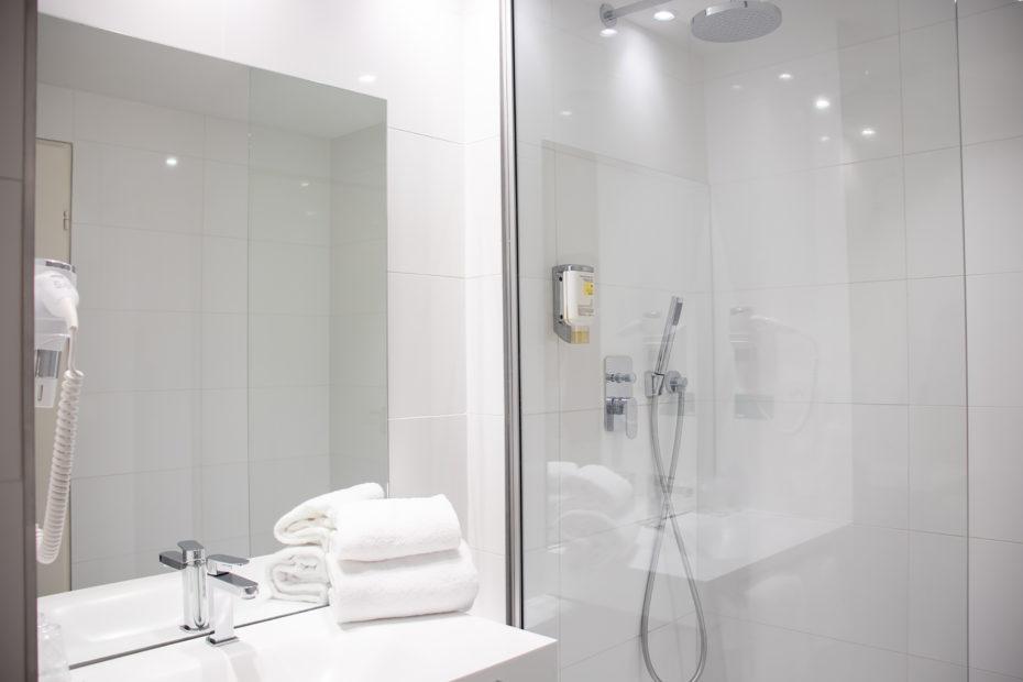 Salle de bain Studios Communicants Bordeaux Victoria Garden