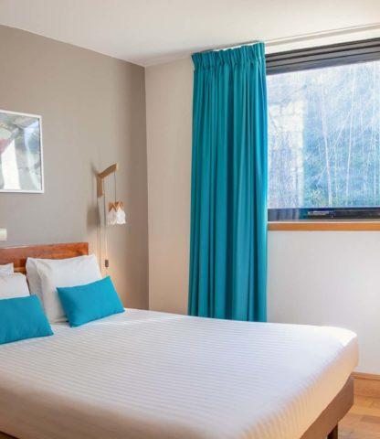 Chambre d'hôtel à Bordeaux - Studios Communicants Victoria Garden
