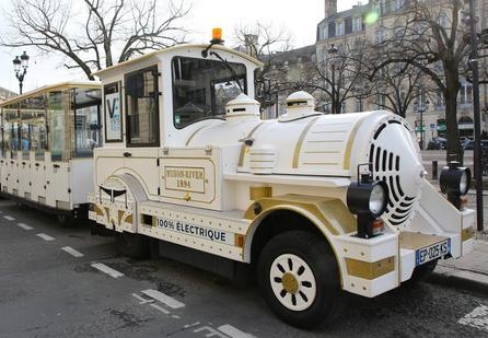 petit train de bordeaux