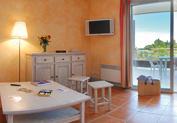 Appartement 1 Chambre Salon - Victoria Garden, Hôtel à La Ciotat