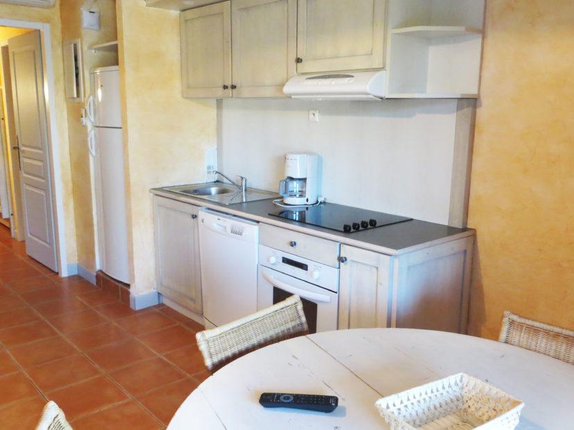 Appartement 1 Chambre - kitchenette Victoria Garden, Hôtel à La Ciotat