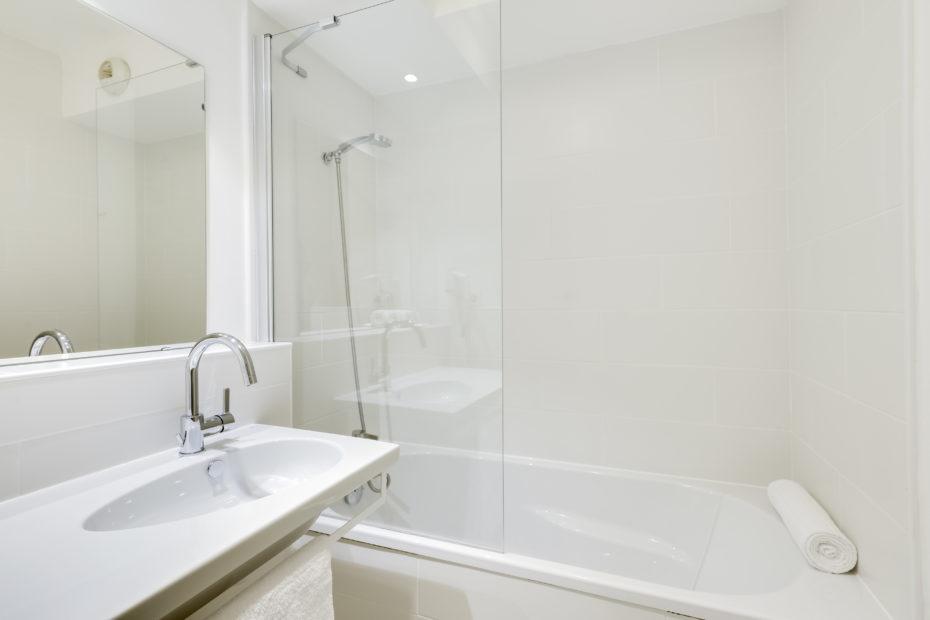 Salle de bain - hotel Victoria Garden