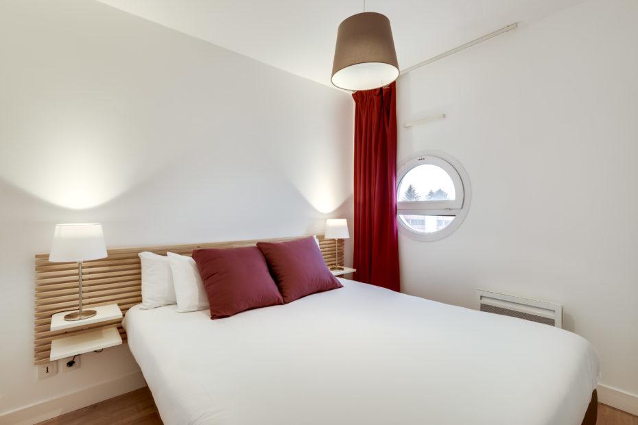 Appart hôtel Suite Junior Pau Victoria Garden - Chambre